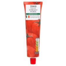 Tesco Tomato Puree 200G