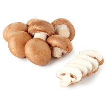 image 2 of Tesco Chestnut Mushrooms 250G