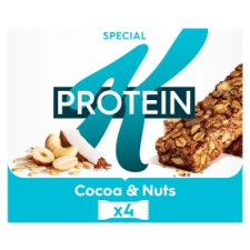 Special K Protein Coconut Cocoa And Cashew 4X28g