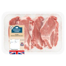 Woodside Farms Pork Shoulder Steaks 600G