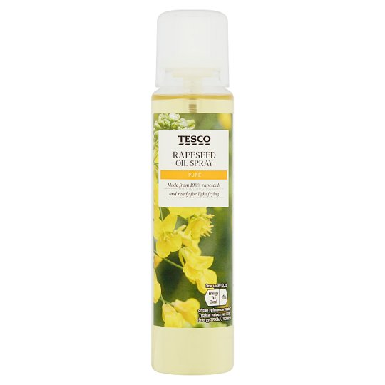 Tesco Rapeseed Oil Spray 200Ml