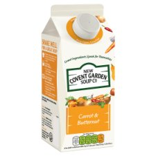 New Covent Garden Carrot And Butternut Squash Soup 700G