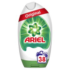 Ariel Regular Washing Gel 1.406L 38 Washes
