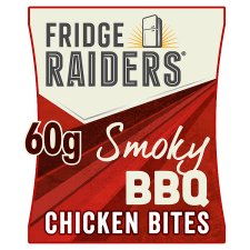 Mattessons Fridge Raiders Bbq Chicken Bites 60 G