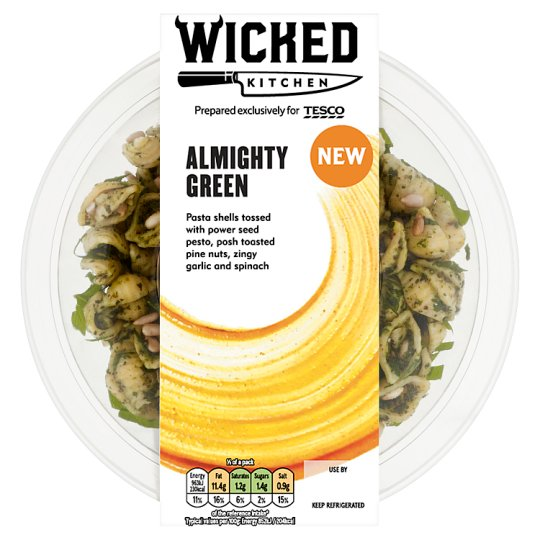 Wicked Kitchen Almighty Green Salad 225G
