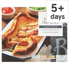 Tesco Toad In The Hole 340G