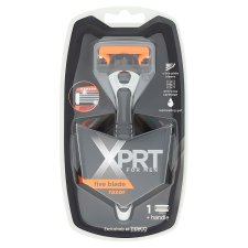 Xprt. For Men Five Blade Razor