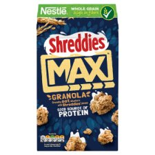 Nestle Shreddies Max Oat Granola 400G