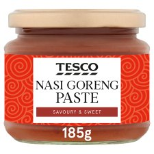 Tesco Nasi Goreng Paste 185G