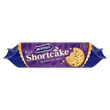 Mcvities Fruit Shortcake Biscuits 200G