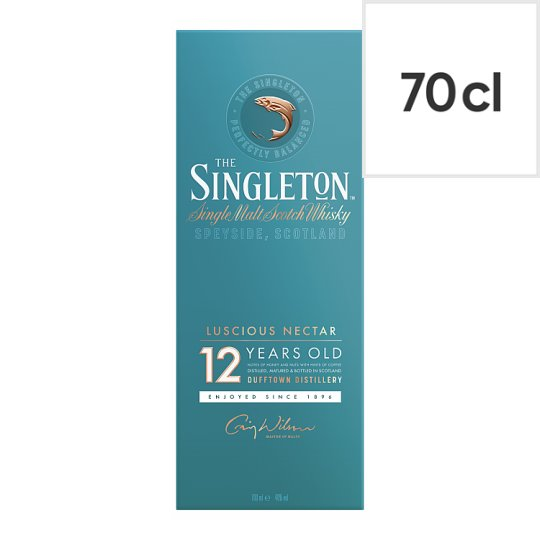 Singleton Of Dufftown 12 Year Old 70Cl