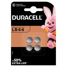 Duracell Speciality Lr44 4 Pack