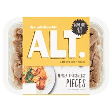 The Unbelievable Alt. Chickenless Strips 400G