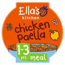 Ella's Kitchen Chicken Paella 200G