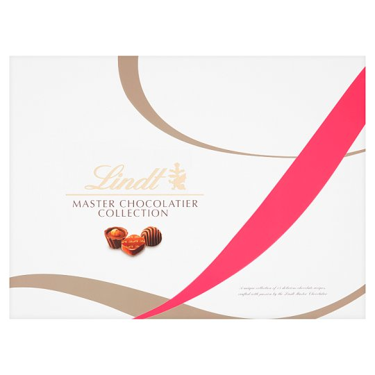 image 1 of Lindt Master Chocolate Collection Boxed Chocolate 305G