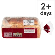 Tesco Sliced Fruit Loaf