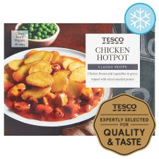 Tesco Chicken Hotpot 400G