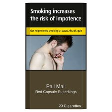 Pall Mall Red Superkings 20 Pack