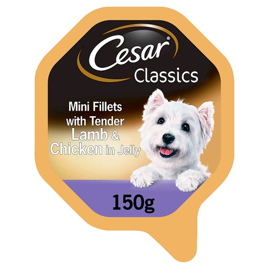 Cesar Lamb And Chicken In Jelly 150G