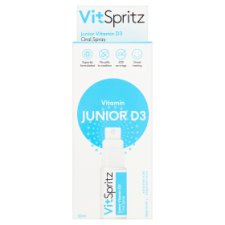 Vitspritz Junior D3 Oral Vitamin Spray 30Ml