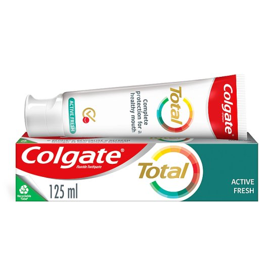 image 1 of Colgate Total Freshening Toothpaste 125Ml