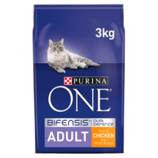 Purina One Cat Adult Chicken And Whole Grains 3Kg