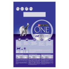 image 2 of Purina One Cat Adult Chicken And Whole Grains 3Kg