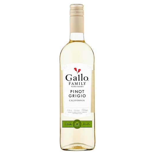 Gallo Family Vineyards Pinot Grigio 75Cl