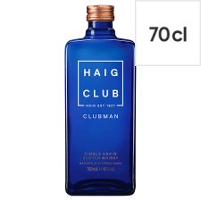 Haig Club Clubman Whisky 700Ml
