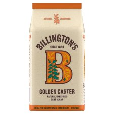 Billingtons Golden Caster 1Kg