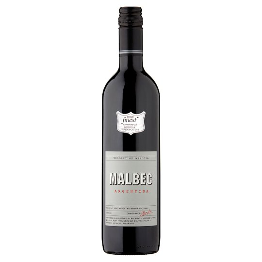 Tesco Finest Argentinian Malbec 75Cl