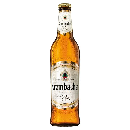 Krombacher Pils 660Ml