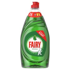 Fairy Original Washing Up Liquid 780Ml