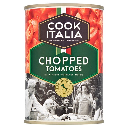 Cook Italia Chopped Tomatoes 400G