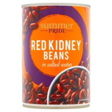 Summer Pride Red Kidney Beans 400G
