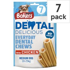 Bakers Dental Delicious Medium Chicken 200G