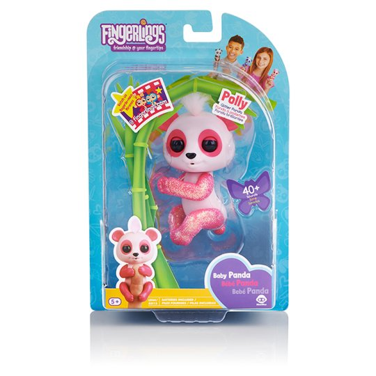 Wowwee Fingerlings Aminals New Assorted