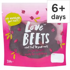 Love Beets No Vinegar Pouch Beetroot 280G