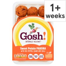 Great Food Sweet Potato Pakora 300G