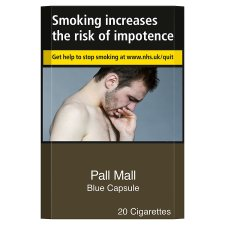 Pall Mall Blue King Size 20 Pack