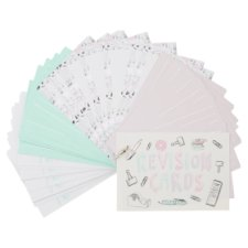 Tesco Bb Revision Cards