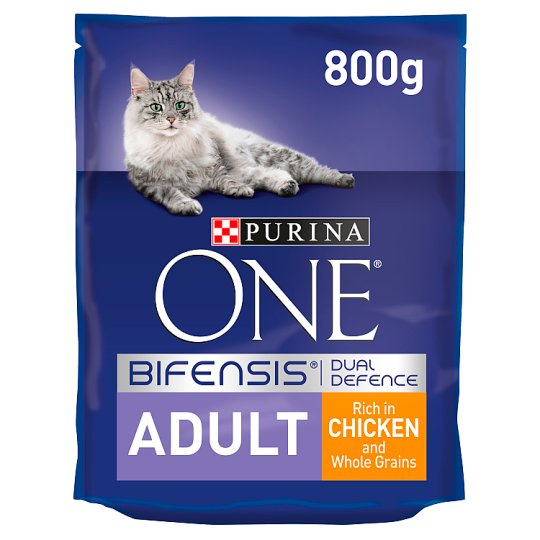 Purina One Cat Adult Chicken And Rice 800G