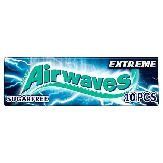 image 1 of Airwaves Extreme Menthol And Eucalyptus