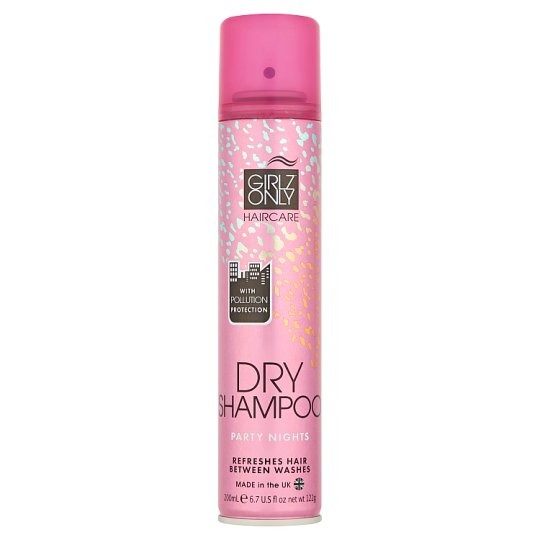 Girlz Only Party Nights Dry Shampoo 200Ml