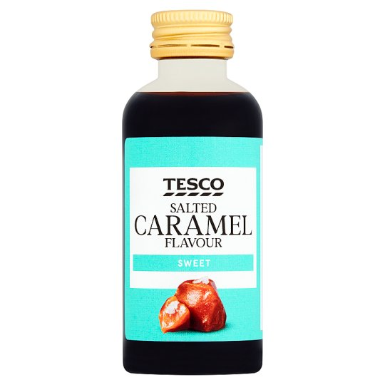 Tesco Salted Caramel Flavour 60Ml