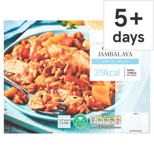 Tesco Chicken Jambalaya 385G