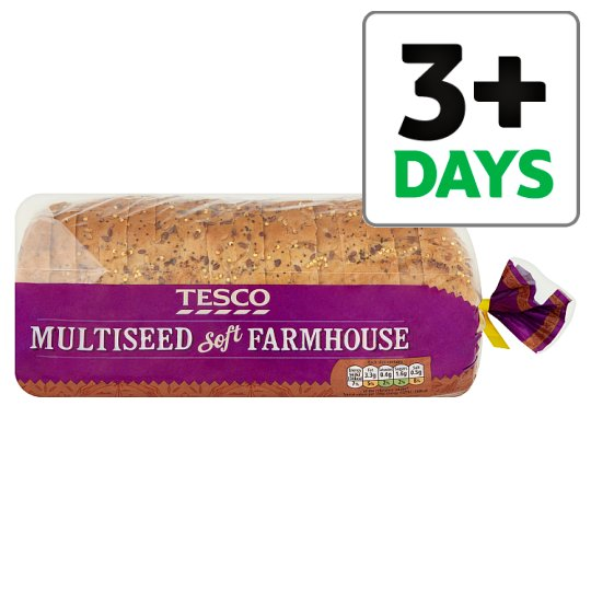 Tesco Multiseed Farmhouse Batch 800G