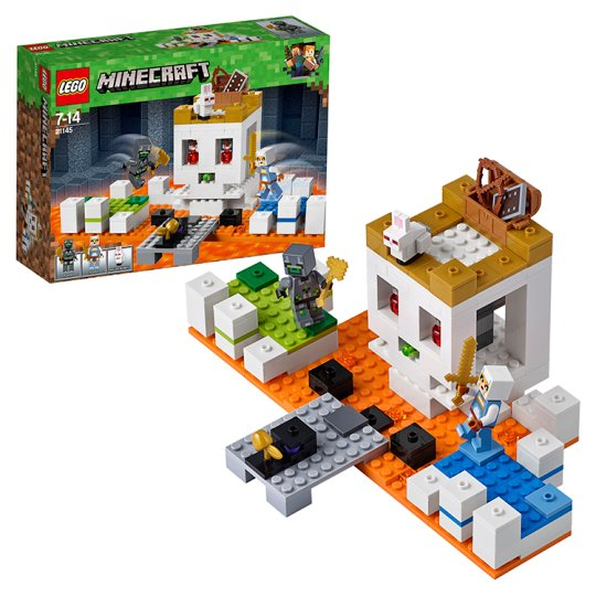 image 1 of Lego The Skull Arena 21145