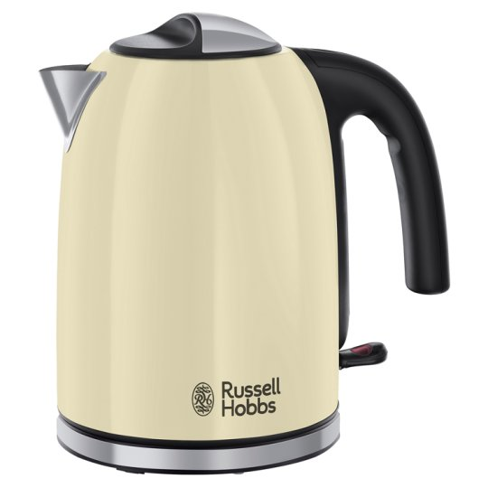 Russell Hobbs Colours Plus Kettle Cream