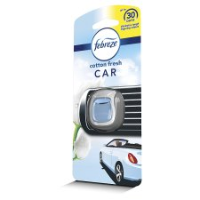 Febreze Car Clip On Cotton Air Freshener